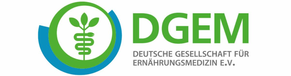 Logo Deutsche Gesellschaft für Ernährung